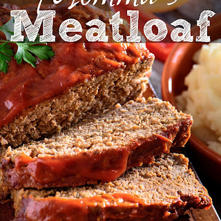 Momma's *BEST* Meatloaf