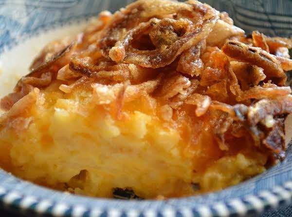 Wayne's Favorite Cheesey Potato Casserole