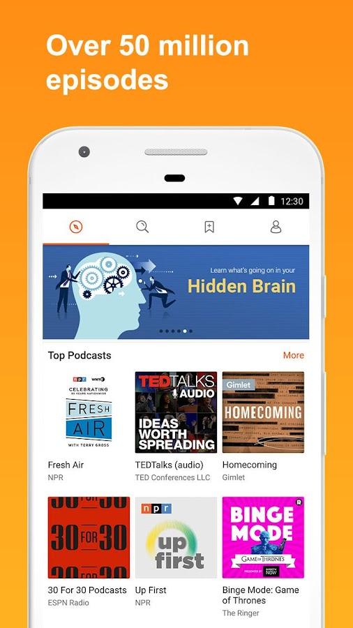 CastBox: Free Podcast Player, Radio & Audio Books ...