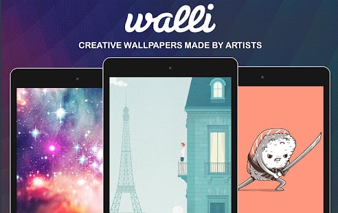 Walli - 4K, HD Wallpapers & Backgrounds Screenshot