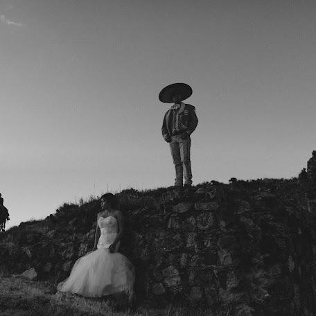 Svatební fotograf Javier Noriega (JavierNoriega). Fotografie z 02.02.2018
