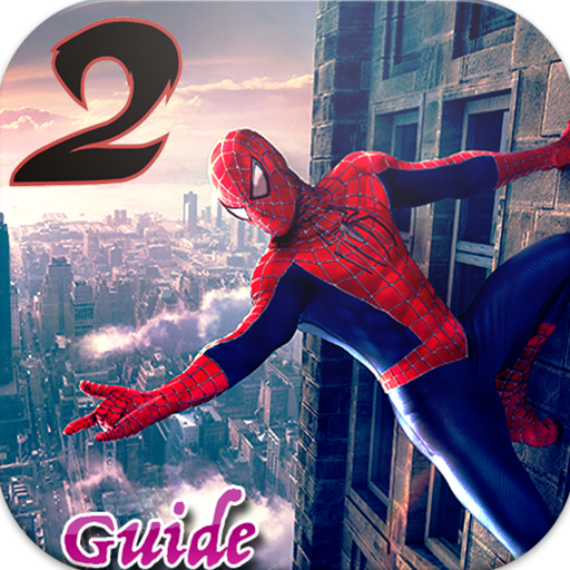 動作App|Guide Amazing Spider-Man 2 LOGO-3C達人阿輝的APP