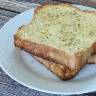 Homemade Texas Toast.