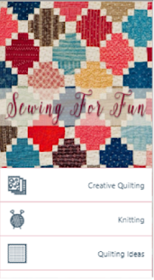 Sewing For Fun - náhled
