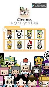 Mr.Box-Magic Finger Plugin screenshot 3