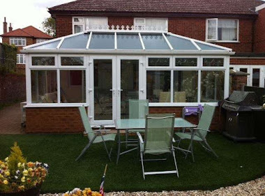 Conservatory and Back Garden