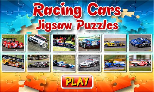 Racing Cars Jigsaw Puzzles