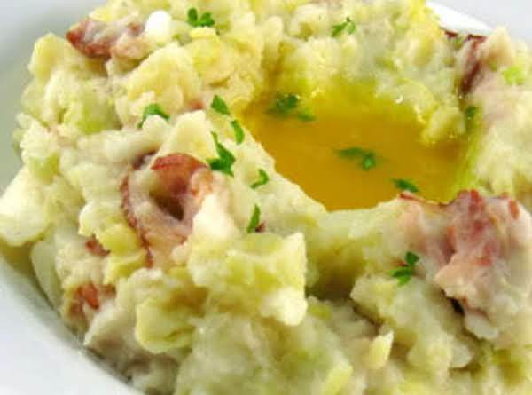 Irish Colcannon For Halloween Recipe