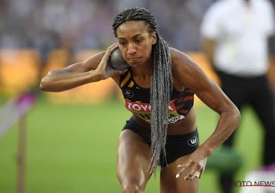 Nafissatou Thiam redresse la barre, avec un record personnel