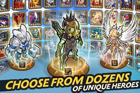 Magic Rush Heroes 1.1.60 APK