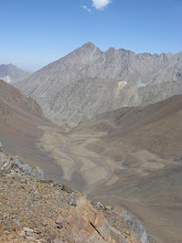 Photo: Geologist pass, view to Gezart