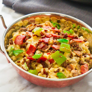 Meat Lover'S Mac and Cheese Recipe