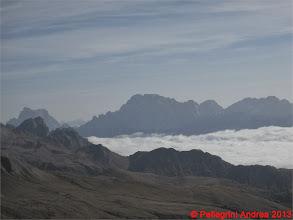 Photo: IMG_4373 Pelmo, Civetta e Moiazza dalla Cresta dei Monzoni