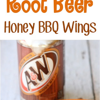 Crockpot Root Beer Honey BBQ Chicken Wings Recipe! Recipe