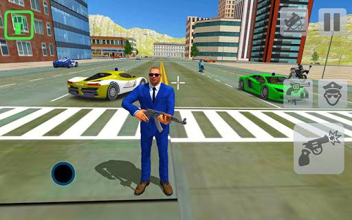 Télécharger Police Crime Simulator - Police Car Driving  APK MOD (Astuce) screenshots 2