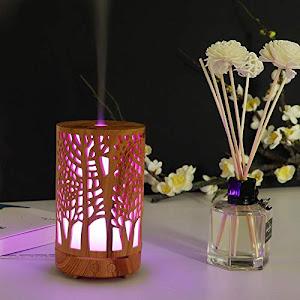 Difuzor de arome cu functie de umidificare, 200 ml