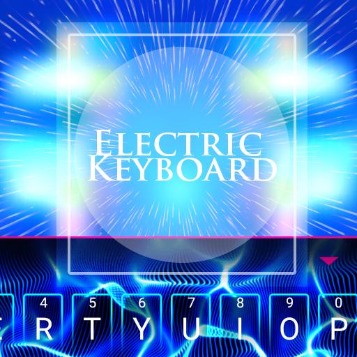 Electric Theme&Emoji Keyboard