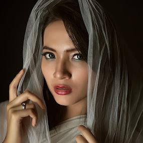 Irresistible by Tito Adinoegroho - People Portraits of Women