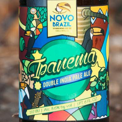 Logo of Novo Brazil Ipanema Imperial IPA