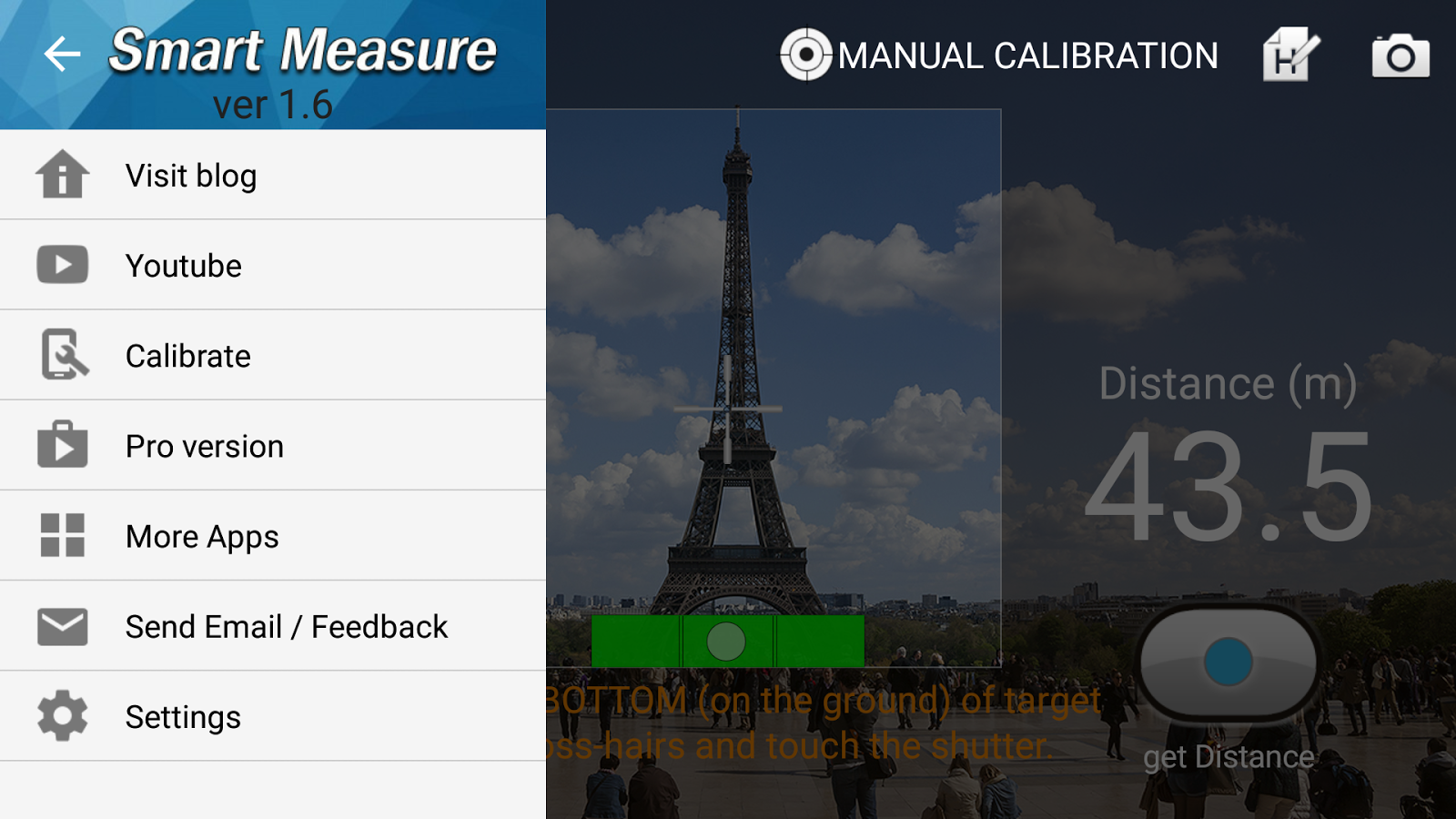 Smart Measure- screenshot