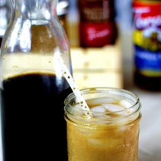 Torani Syrup Recipes.