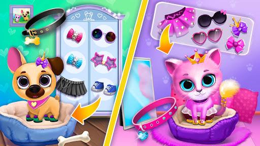 Kiki & Fifi Pet Friends - Virtual Cat & Dog Care 4.0.93 screenshots 21