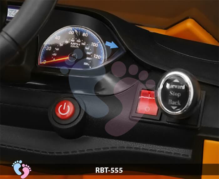 Xe ô tô điện địa hình cỡ lớn RBT-555 14