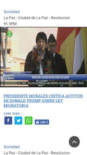 Rpos Bolivia. Radio de pueblos originarios - náhled