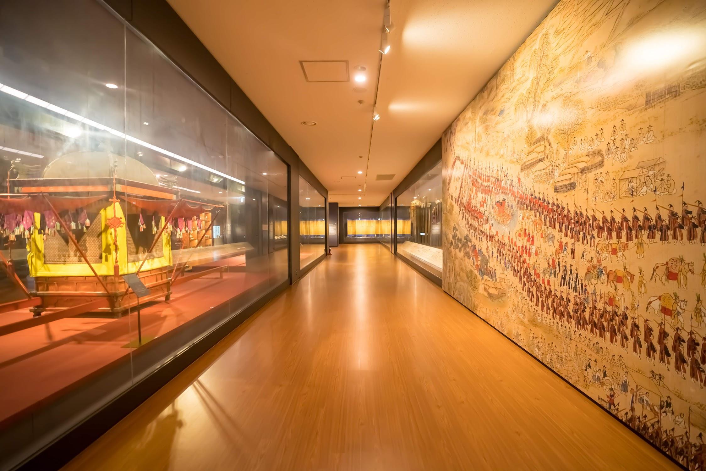 韓国 ソウル 国立古宮博物館3