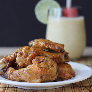 Tropical Wing-a-ding-ding Wings
