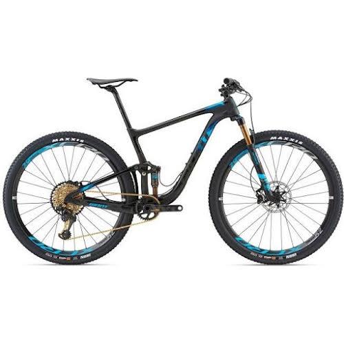 Giant 2018 Anthem Advanced Pro 0 29er Mountain Bike
