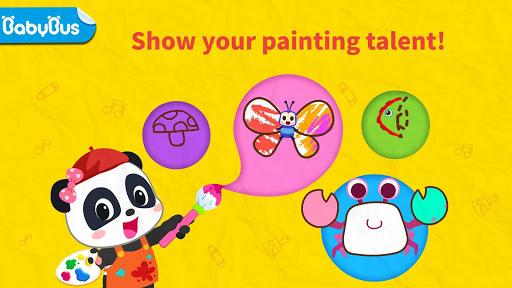 Baby Panda's Art Classroom: Music & Drawing 8.39.11.00 6