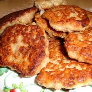 Russian Lazy Fish Patties