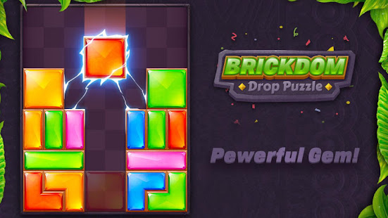 Download Brickdom - Drop Puzzle For PC Windows and Mac apk screenshot 8