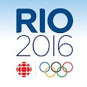 CBC Rio 2016 icon