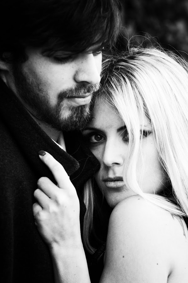 Hold me  by Ales Jenko - People Couples ( love, woman, man )