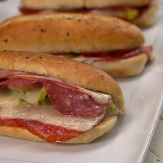 Hot Italian Sandwich Recipes