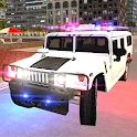 Real US Police Sport Car Game: Police Games 2020 icon