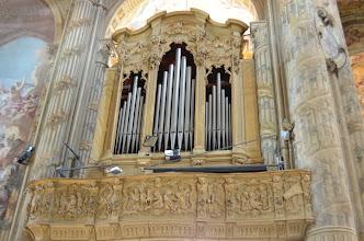 Photo: Organo dei F.lli Serassi, realizzato nel 1844 e ampliato nel 1865