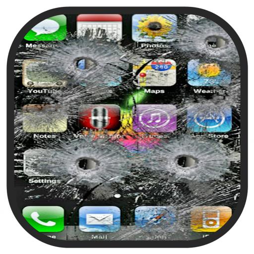 Display Screen Crack Prank