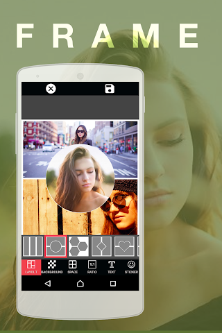 android Photo Collage Art Maker Screenshot 3