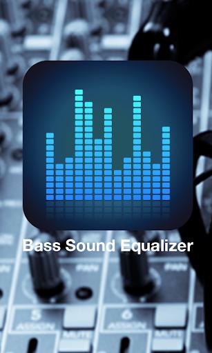 低音サウンドイコライザ