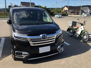 ステップワゴンスパーダ RP5 SPADA HYBRID G・EX Honda SENSINGのカスタム事例画像 アキトさんの2018年10月21日23:07の投稿