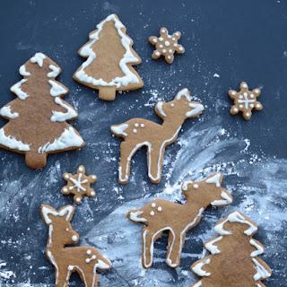Super Soft Gingerbread Cookies.