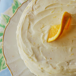 Orange Cake With Fresh Oranges Recipes.