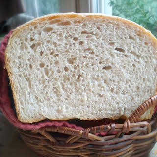 Simple Homestyle Wheat Bread.