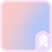 Pastel Color Launcher theme