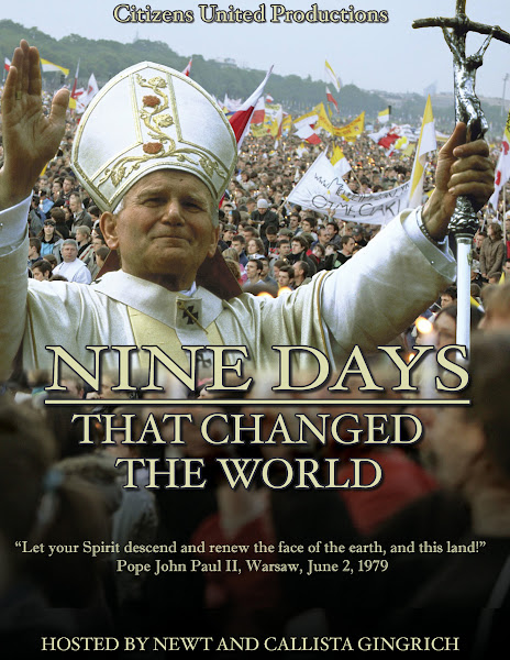 Photo: Nine Days that Changed the World - Hosted by Newt and Callista Gingrich http://bit.ly/LAz4Qw