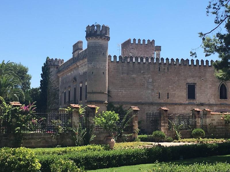 Maru Negroamaro 2015 Castello Monaci