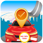 Live Vehicle Location Tracker